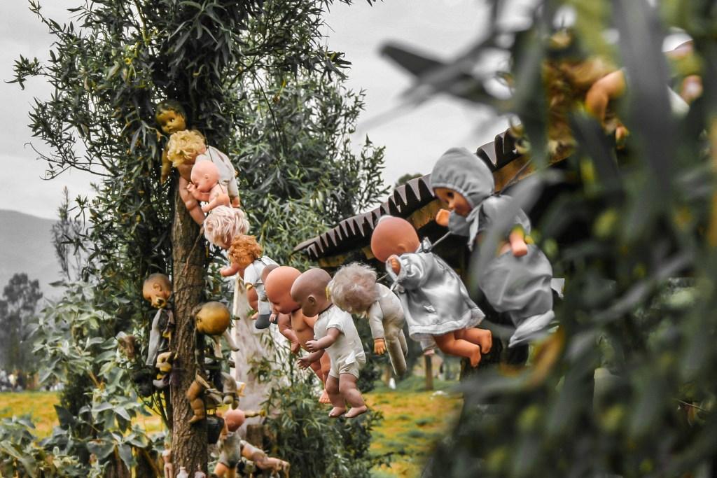 Island Of The Dolls, Xochimilco, Mexico