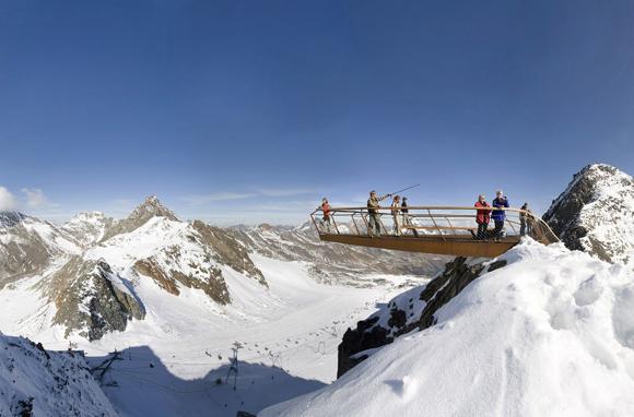 Top of Tyrol Platform, Austria