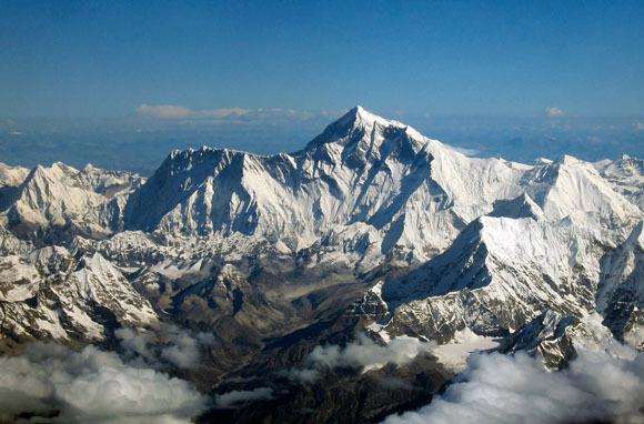 World's Tallest Mountain: Mount Everest, Nepal/China