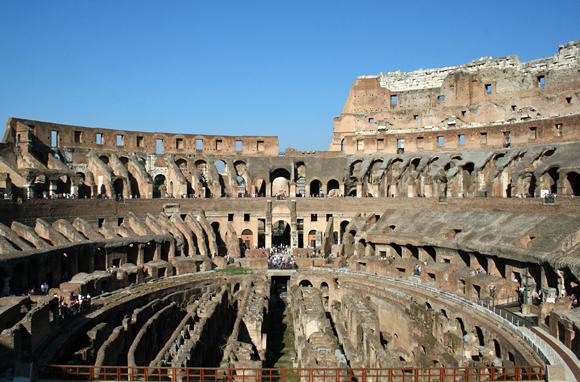 The Colosseum (Underground), Italy