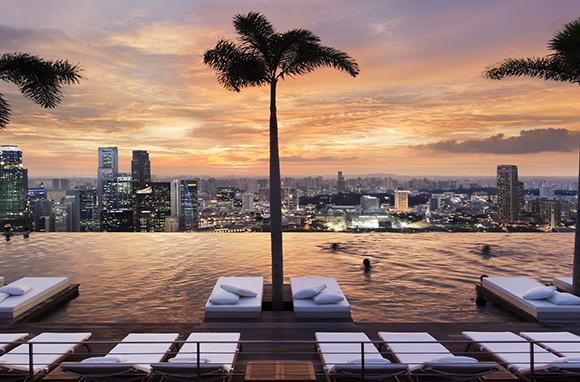 10 Mind-Blowing Hotel Pools around the World