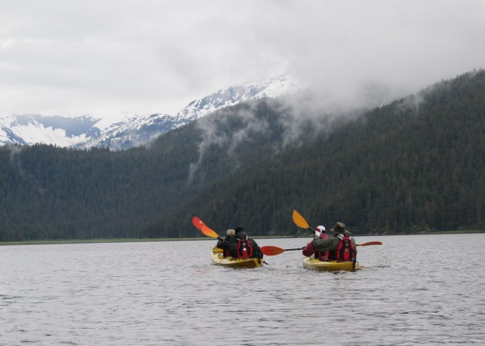 Alaska: Up Close and Personal on a Small Ship