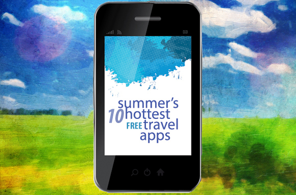 Hot Free Travel Apps