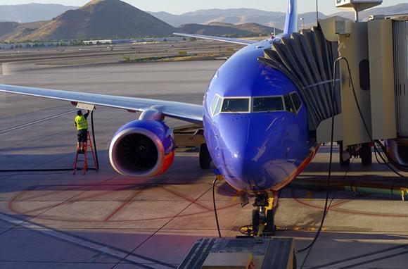 Reno-Tahoe International Airport, Reno, Nevada