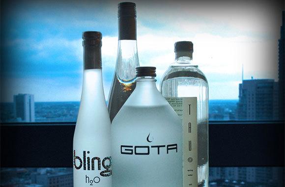 Luxury Bottled Water