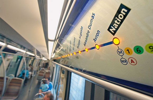 Public-Transit Options