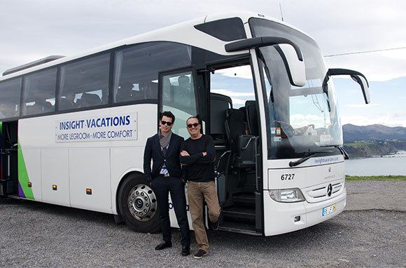 Use the Tour Director as a Travel Resource