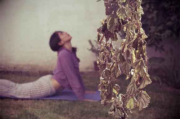 Practice Yoga at an Ashram in India