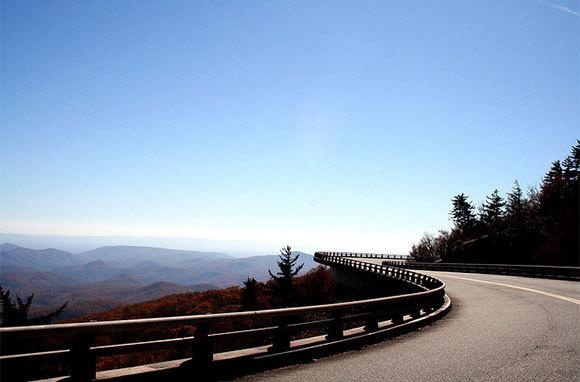 Blue Ridge Parkway, North Carolina and Virginia