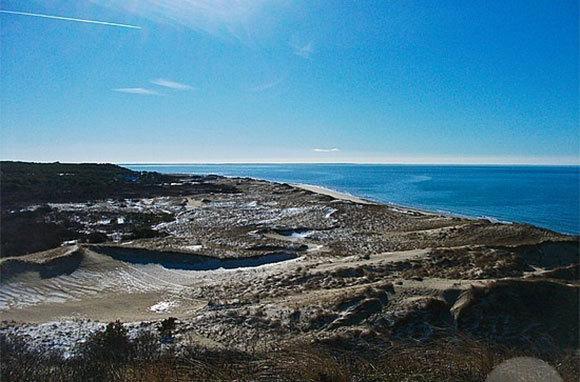 Bound Brook Island Beach, Massachusetts