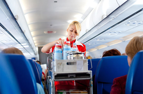 Airplane Water Might Not Be Safe To Drink