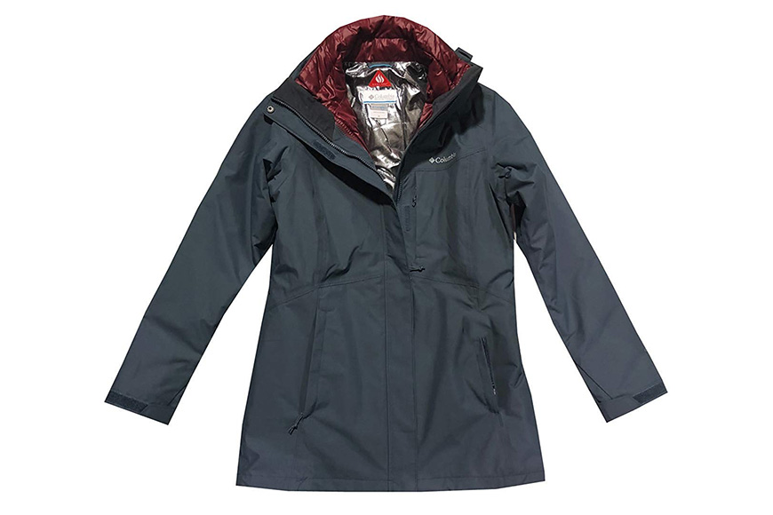 Columbia women's frigid flight long interchange