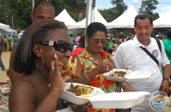 Blue Food Festival, Bloody Bay, Tobago