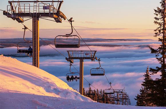 Cool Ski Resorts