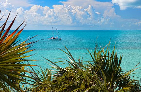 Free Flights in the Bahamas