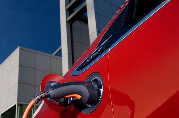 Free Parking and Charging for Hybrid-Car Owners