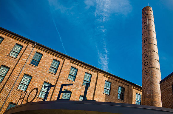 Cork Factory Hotel, Lancaster, Pennsylvania