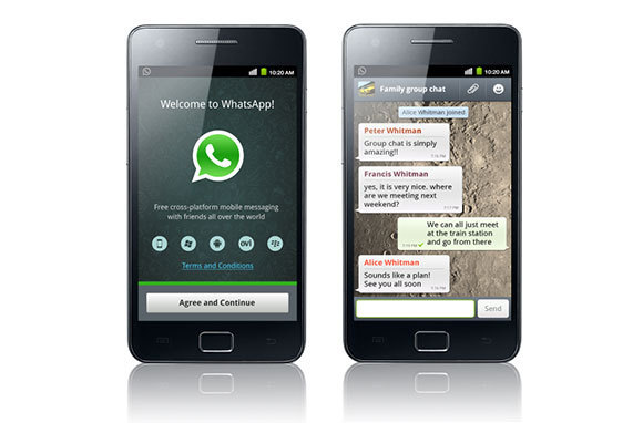 Download Mobile-Messaging Apps