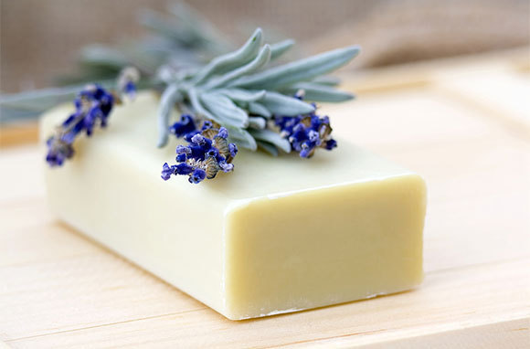 Get Bite Relief from Bar Soap