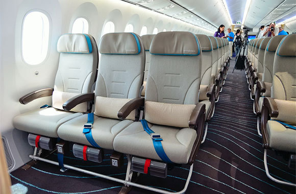 Tight Connection? Choose an Aisle Seat Near the Front