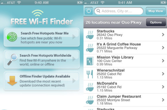 Find Free Wi-Fi (Really)