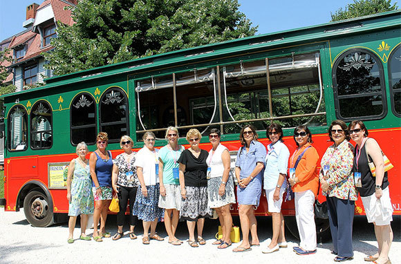 Organize Your Own Tours in Public