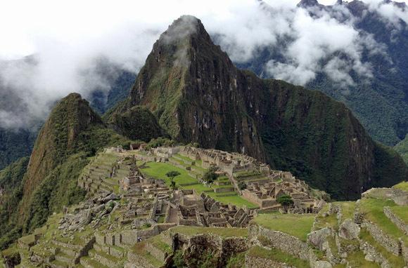 A Trip to Machu Picchu