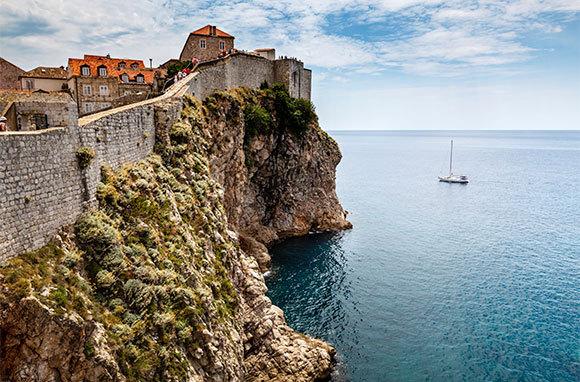 Sailing Croatia: Dubrovnik To Split (G Adventures)
