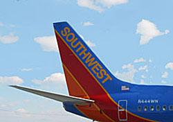 Southwest uses jets to guarantee $600 million loan