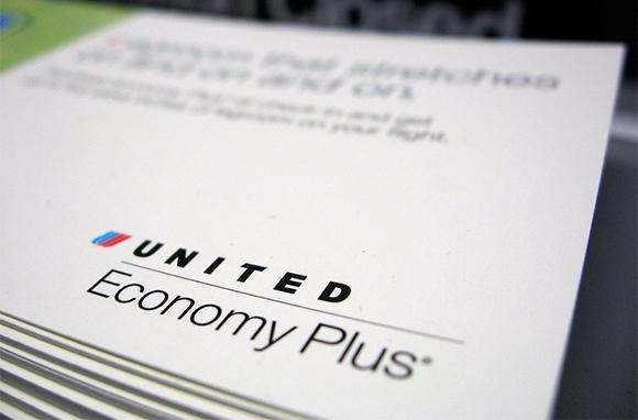 Consider United's Economy Plus Annual Subscription