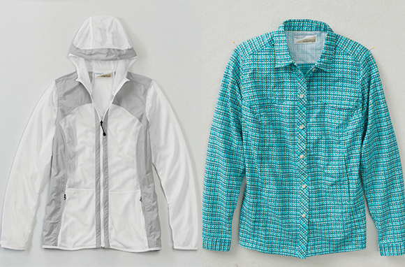 travel clothes