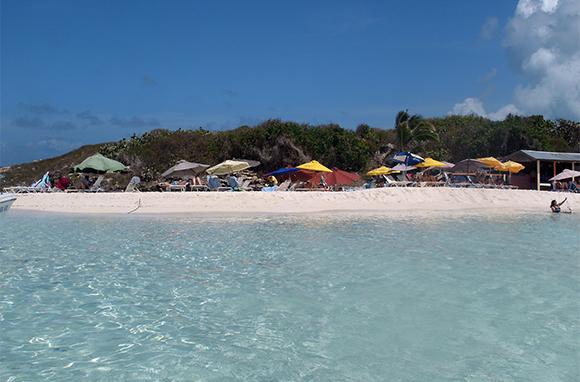 Prickly Pear Island, Antigua