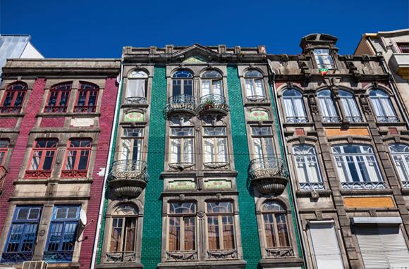 'Worst' Walking Tour, Porto, Portugal