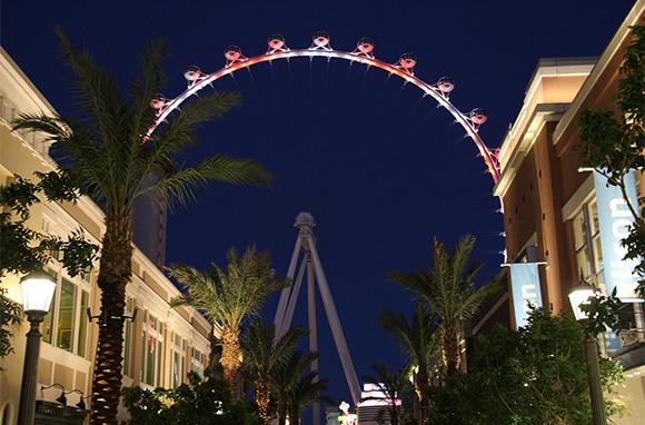 High Roller, The LINQ, Las Vegas, Nevada