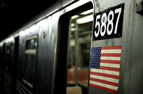 Get on an Empty Subway Car