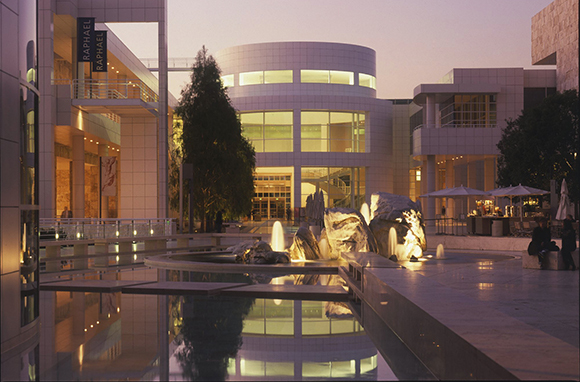 The Getty Center, Los Angeles, California