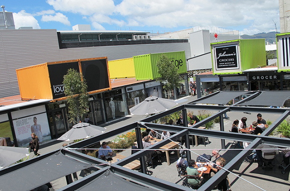 Re:START Container Mall, Christchurch, New Zealand