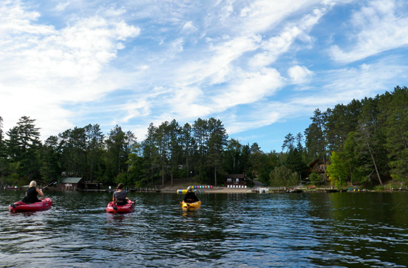 Lake Vermilion and Boundary Waters, Minnesota