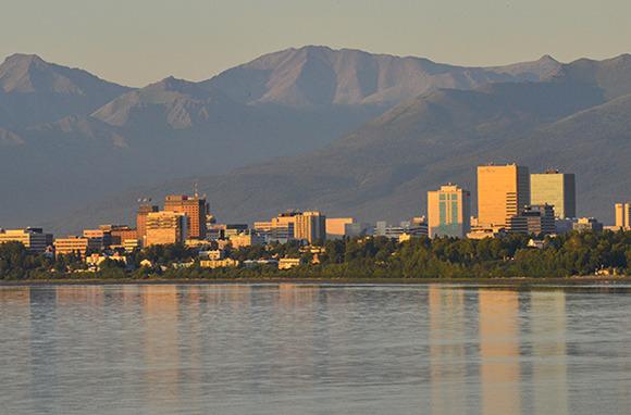 Anchorage Travel