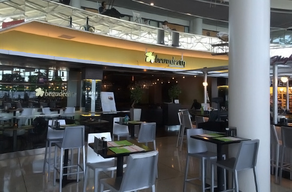 Airport Restaurant Month