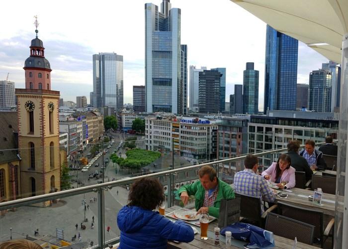 Exploring Frankfurt, Germany's Hub