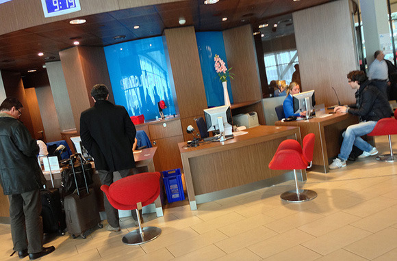 Spring for an Airline Lounge Pass