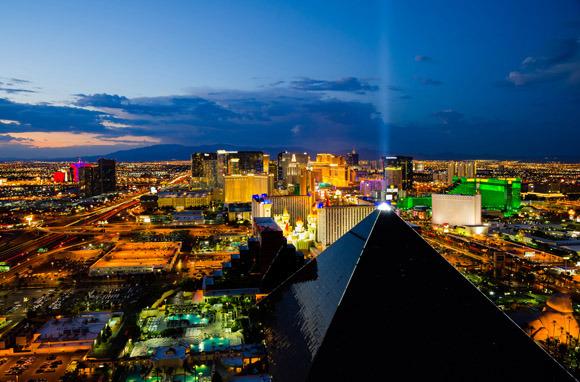 San Francisco to Las Vegas on JetBlue