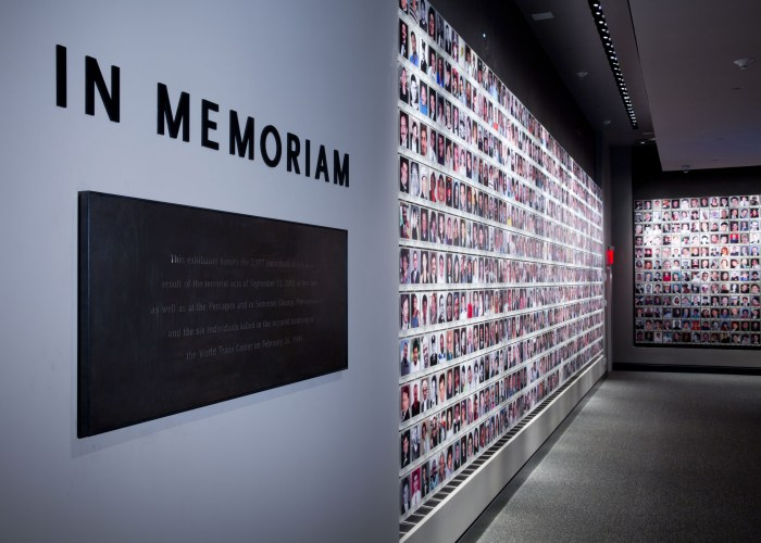 Taking the Kids to the 9/11 Museum