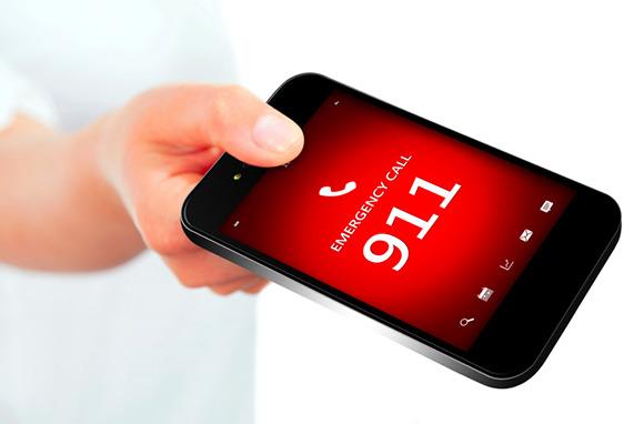 Save Emergency Numbers
