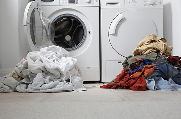 Do. Laundry. Beforehand.