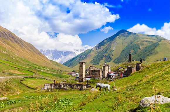 Expedition: Svaneti, Georgia (Intrepid Travel)