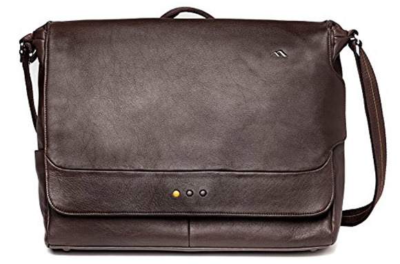Mercer Messenger Bag from Brenthaven