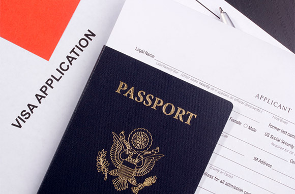 Visas and Categories