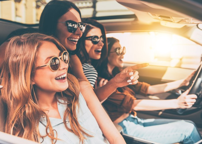 Renting a Car Under Age 25
